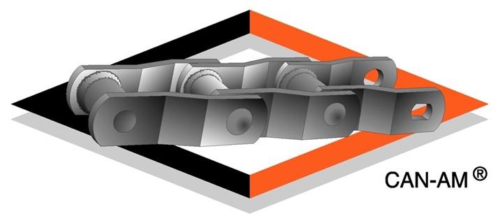 CAN-AM-Chains logo